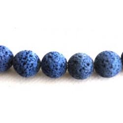 Στρογγυλες Χαντρες Ανοιχτο Μπλε